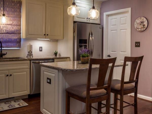 home kitchen remodel in chester county