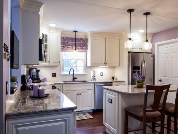 new marble kitchen countertop in honey brook pa