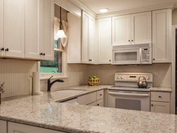 new white kitchen cabinets