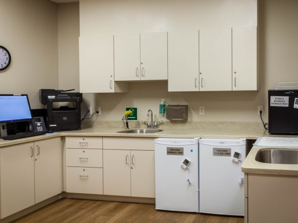 white medical cabinets