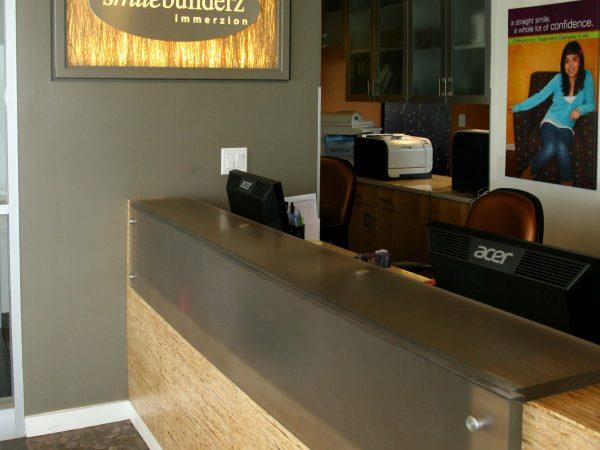 complete dental office remodel