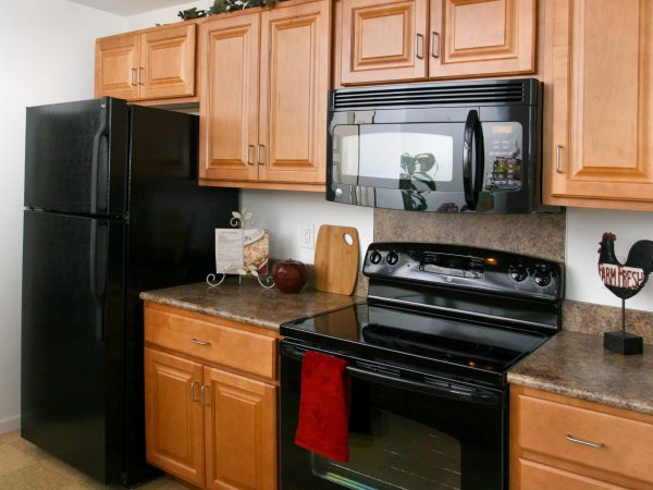 new wooden cabinet installation services in lancaster county