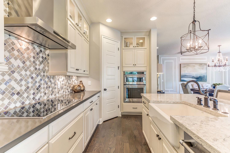 How To Design Farmhouse Kitchen Cabinets Kauffman Kitchens Blog