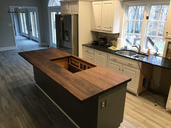 new kitchen island design