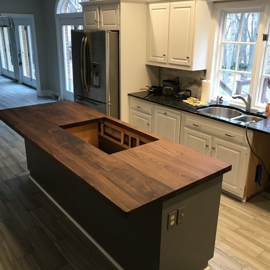 Jones Custom Counter Top