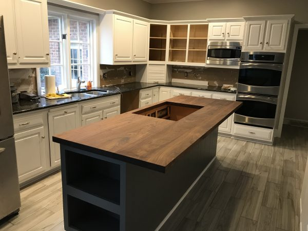 new kitchen remodel in chester county