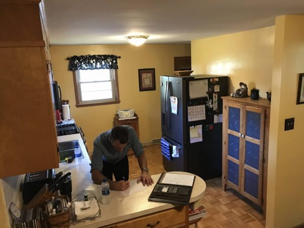 kitchen remodel contractor in chester county