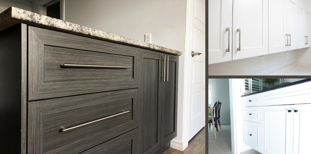 Modern cabinet hardware design options