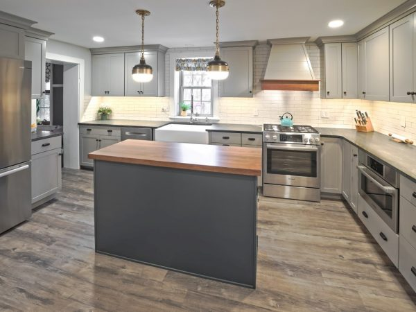 modern kitchen remodeling company in lancaster