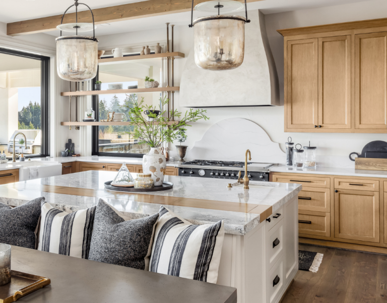 Most Popular Kitchen Cabinet Color Combinations & Styles